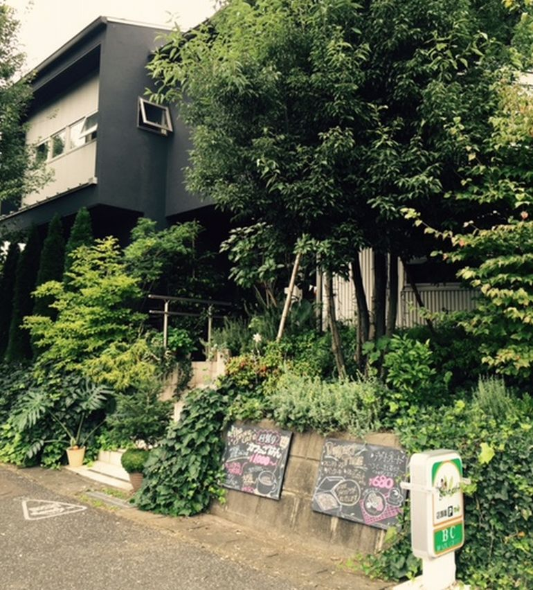 the grove cafe(ザ グローブ カフェ)